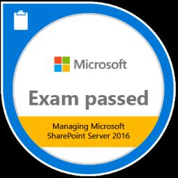 exam-339-managing-microsoft-sharepoint-server-2016